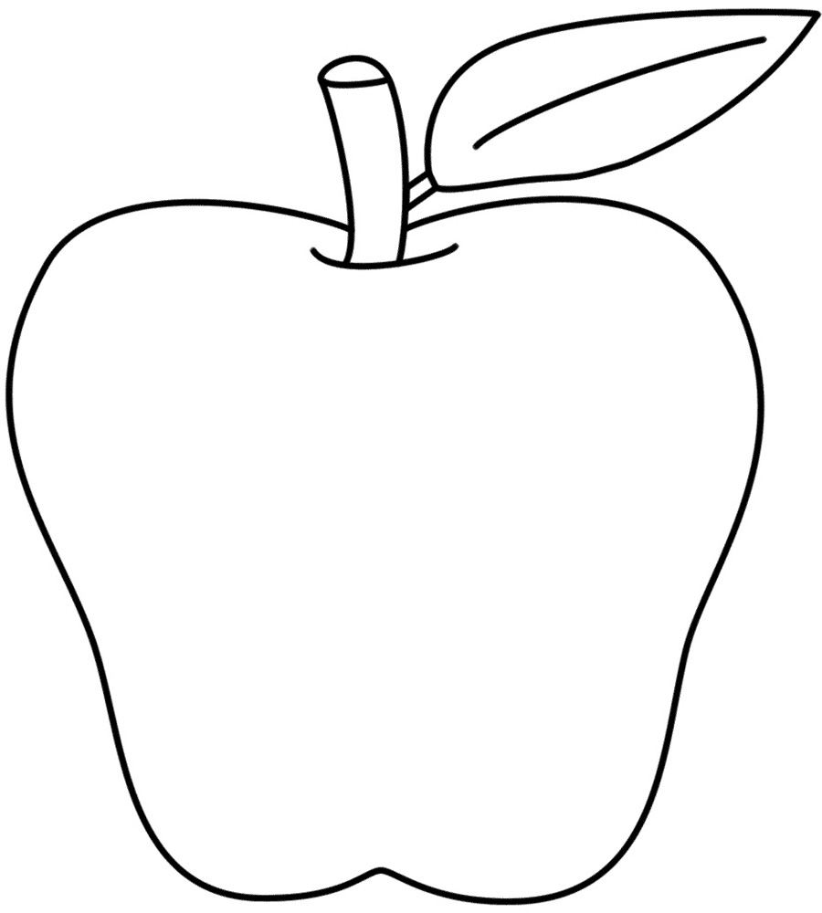 Printable Coloring Pages For Kids Free Printable Pictures Of Food Download Free Clip Art Free Clip