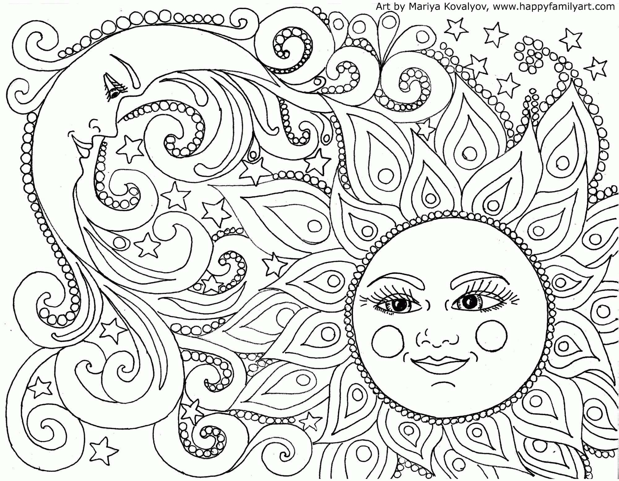 25+ Pretty Photo of Printable Mandala Coloring Pages