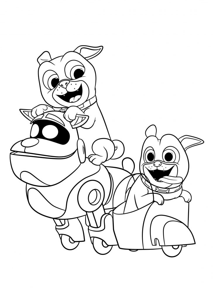 Puppy Dog Coloring Pages Pluto The Dog Coloring Pages Luxury Puppy Dog Pals Coloring Pages