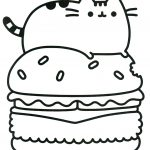 Pusheen Cat Coloring Pages Pusheen Cat Coloring Pages Forensicstore Us 11111258 Attachment