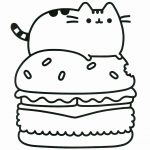 Pusheen Cat Coloring Pages Pusheen The Cat Coloring Pages New 147 Best Color Sheets For Kids