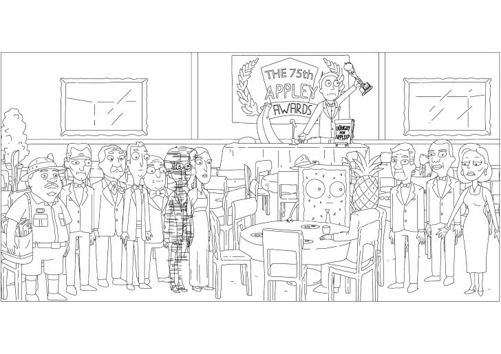 Rick And Morty Coloring Pages Rick And Morty Coloring Pages Rick And Morty Coloring Pages For