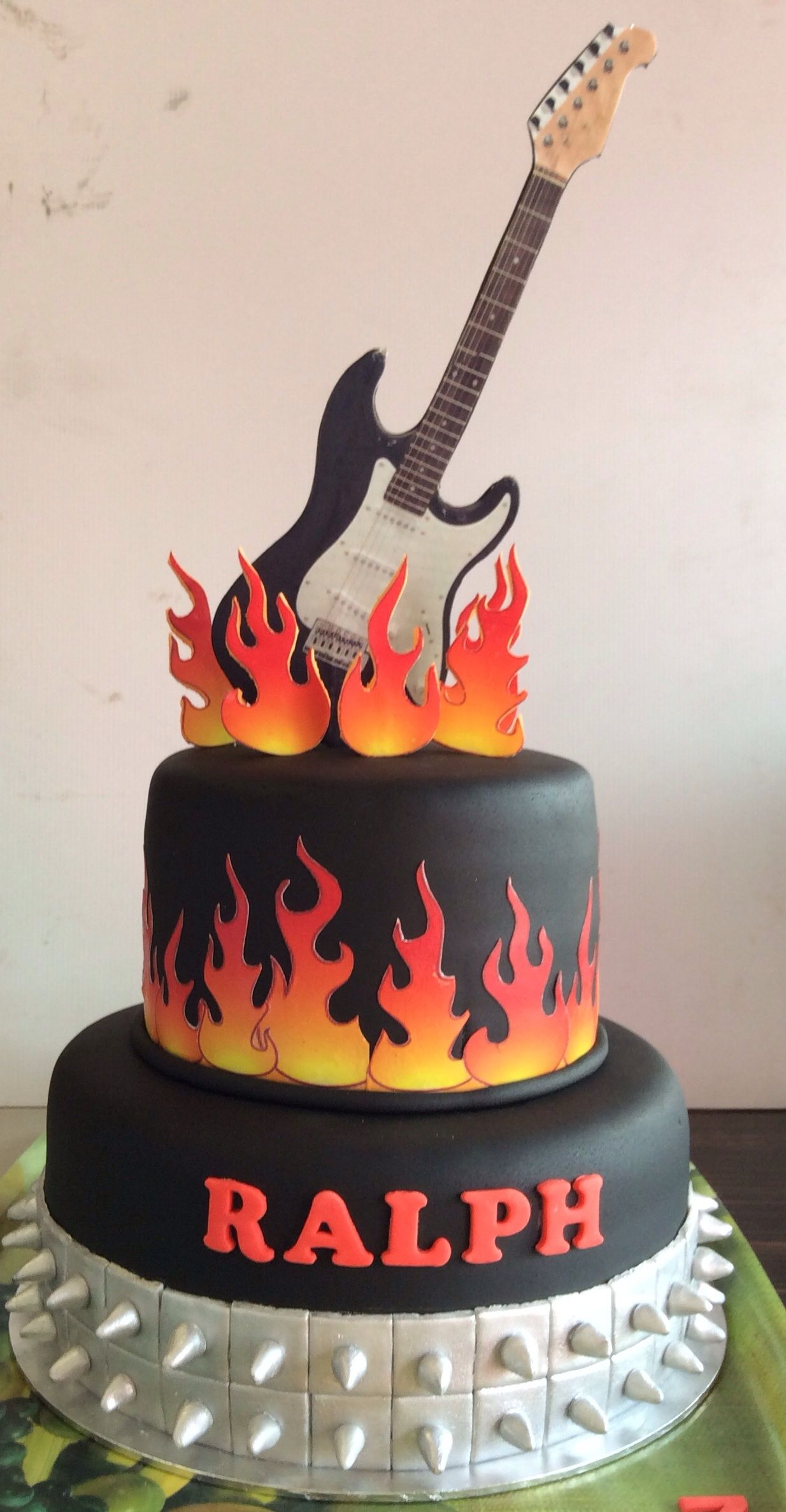 Rock Star Birthday Cake Resultado De Imagen De Birthday Cake Rock And Roll Rockstar Torte