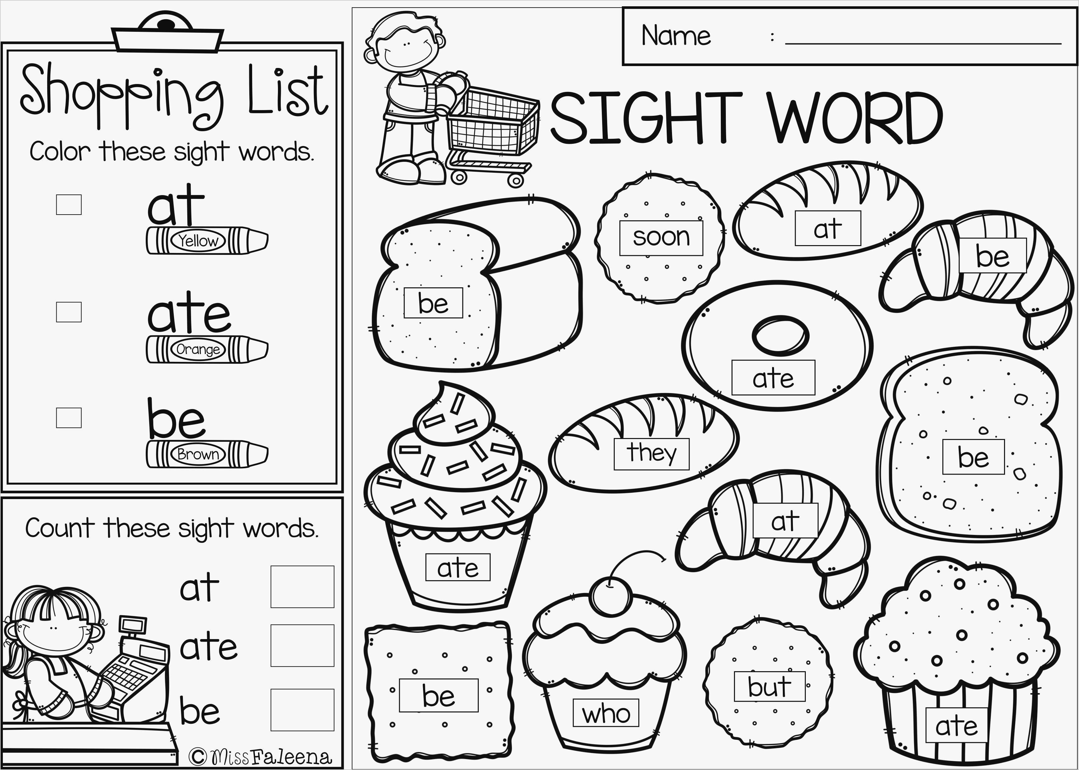 Sight Word Coloring Pages Best Of Comic Words Coloring Pages ...