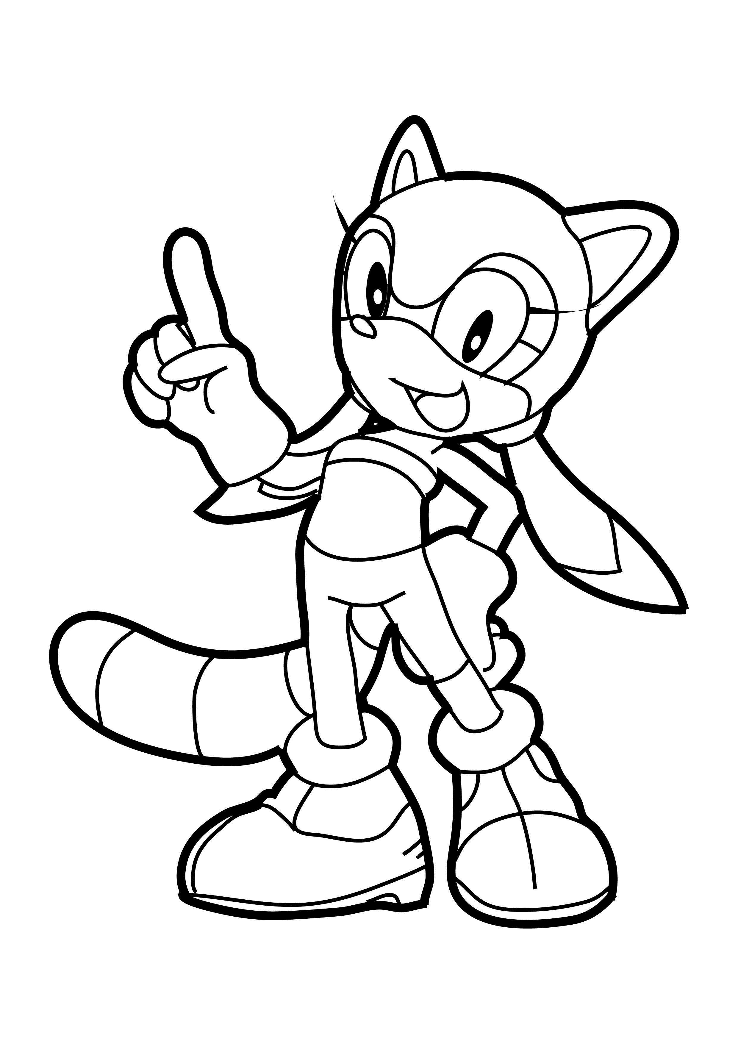 Sonic Coloring Page Free Printable Sonic The Hedgehog Coloring Pages Save New Book Of