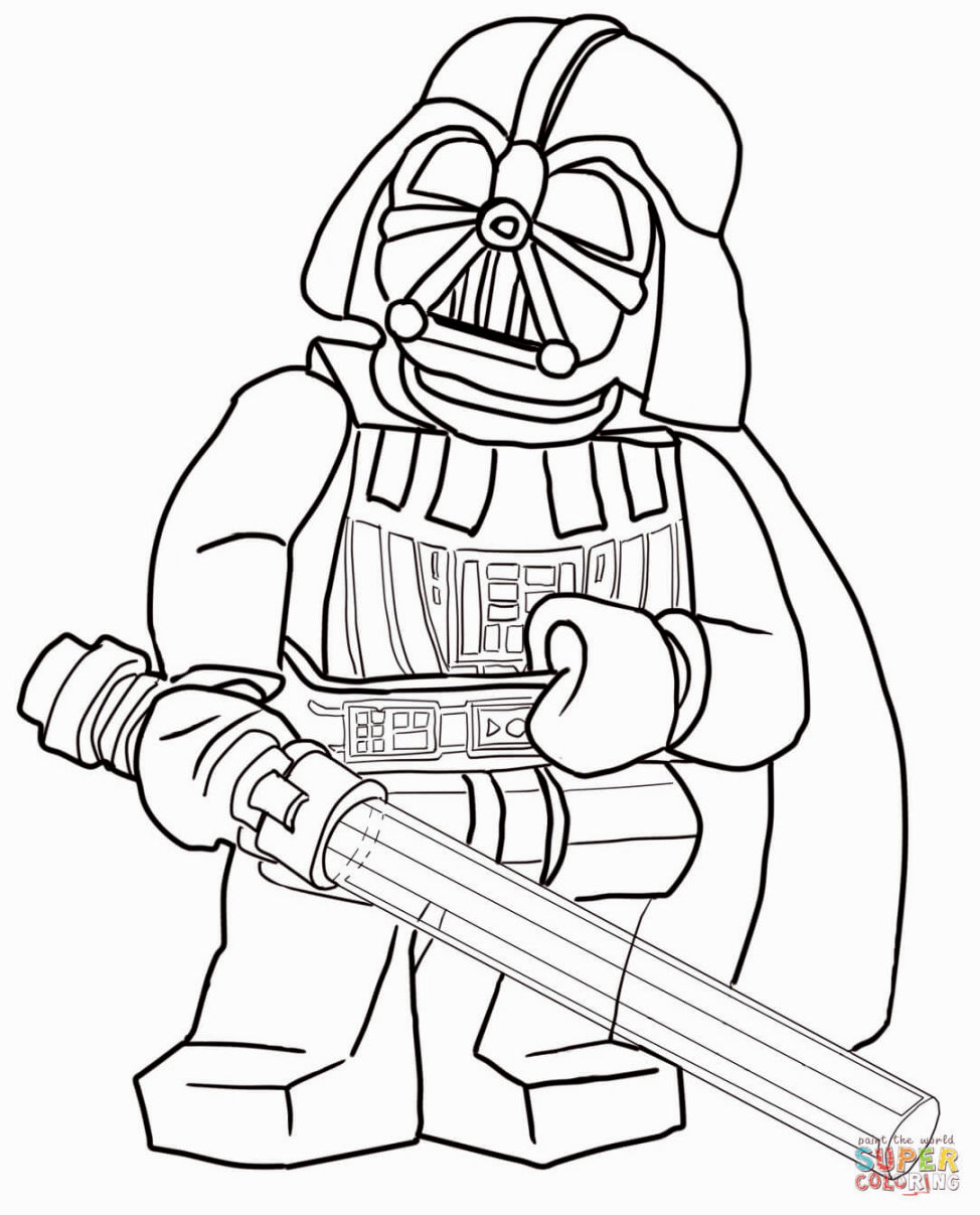 Starwars Coloring Pages Lego Starwars Coloring Pages Coloring Pages