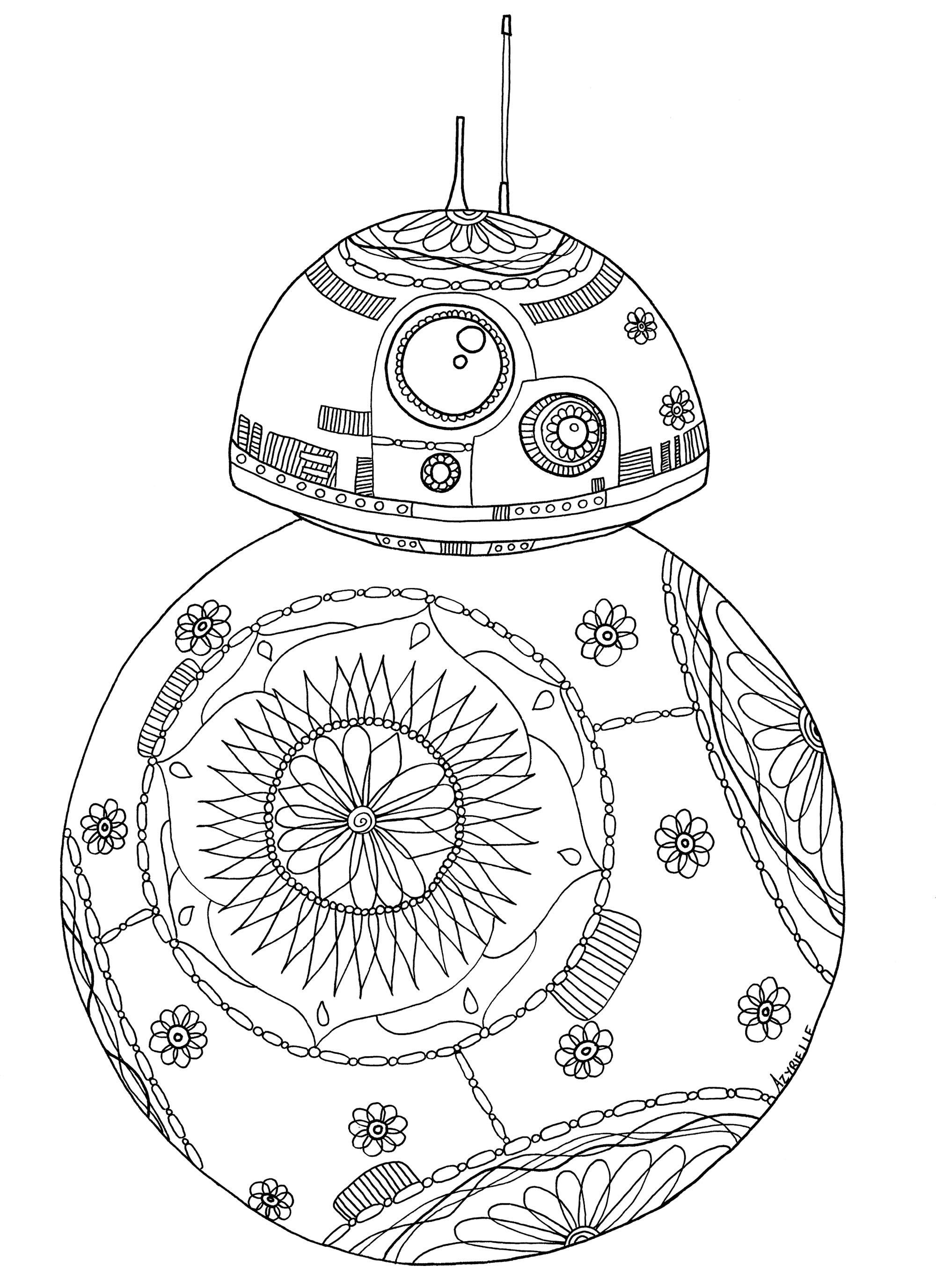 Starwars Coloring Pages Star Wars Coloring Pages For Adults