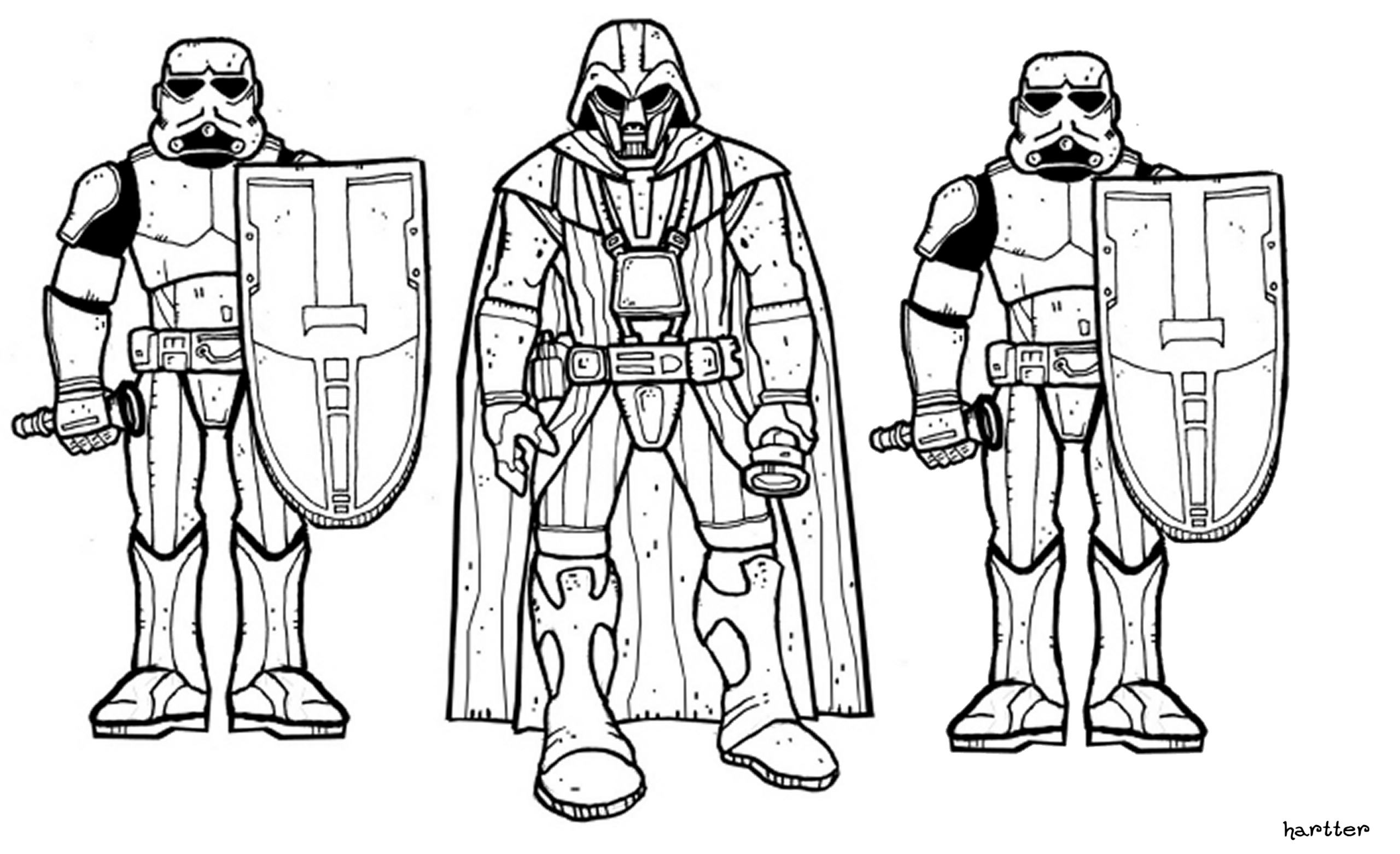 Starwars Coloring Pages Star Wars Coloring Pages Free Timykids