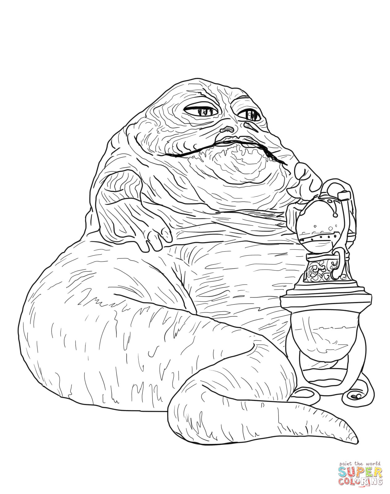 Stormtrooper Coloring Page Star Wars Stormtrooper Coloring Pages Printable Disney Jabba The