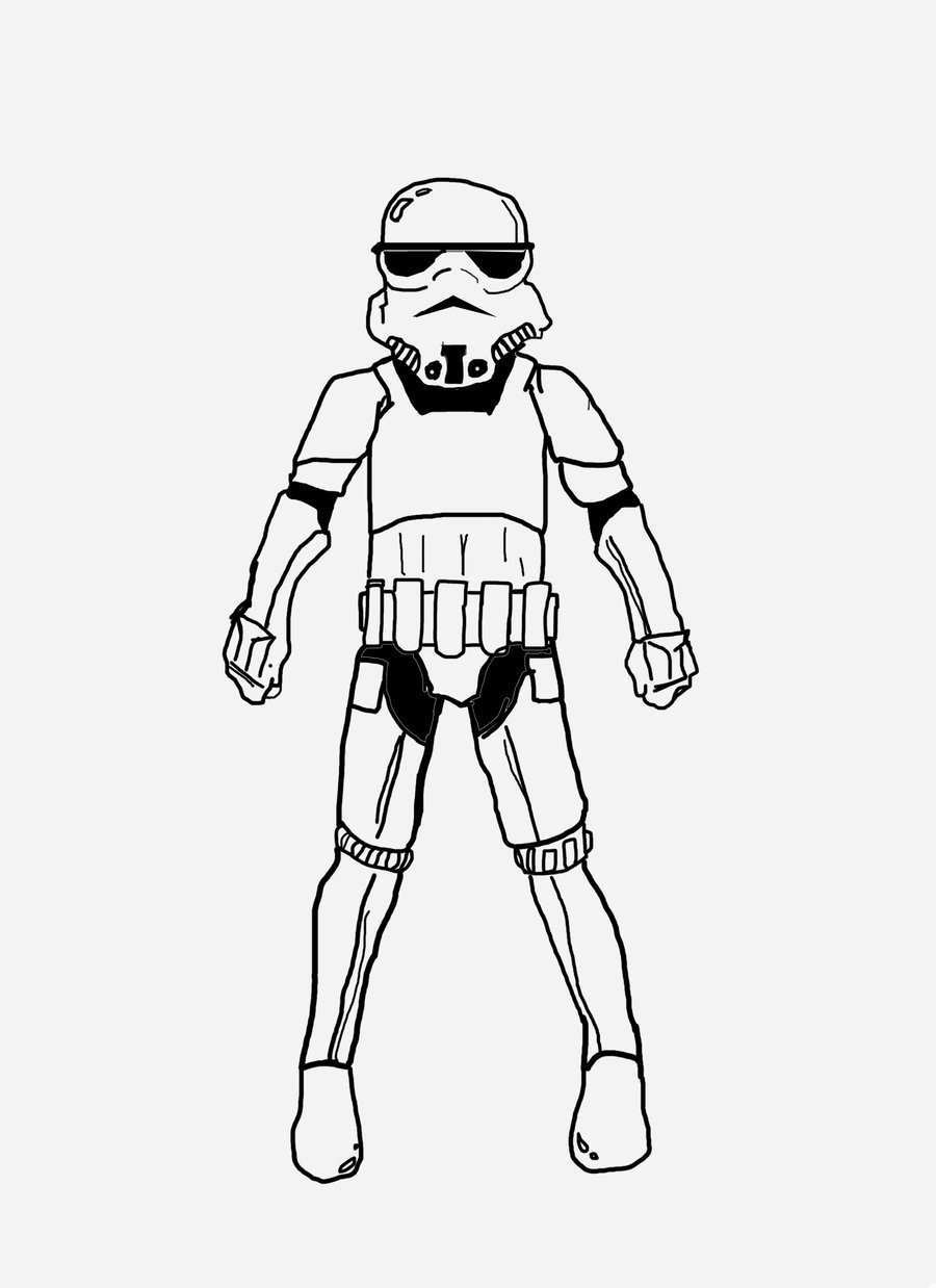 Stormtrooper Coloring Page Stormtrooper Coloring Page Best Of Clone Star Wars Coloring Pages