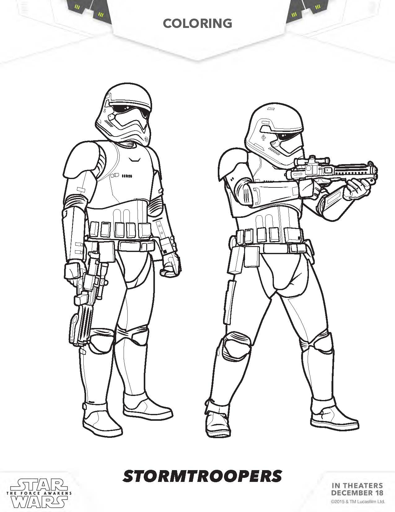 Stormtrooper Coloring Page Stormtrooper Coloring Pages Star Wars Stormtrooper Art Coloring Page