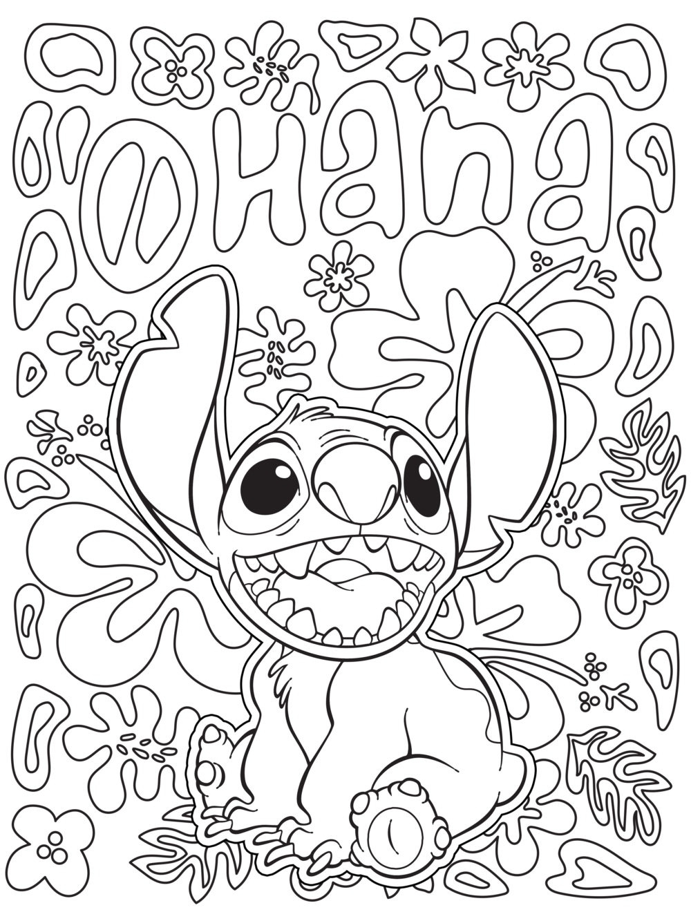 25+ Elegant Picture of Stress Relief Coloring Pages