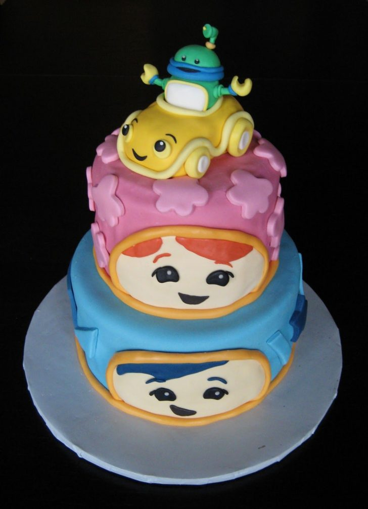 Team Umizoomi Birthday Cake Custom Cakes Julie Team Umizoomi Cake Birthday Ideas