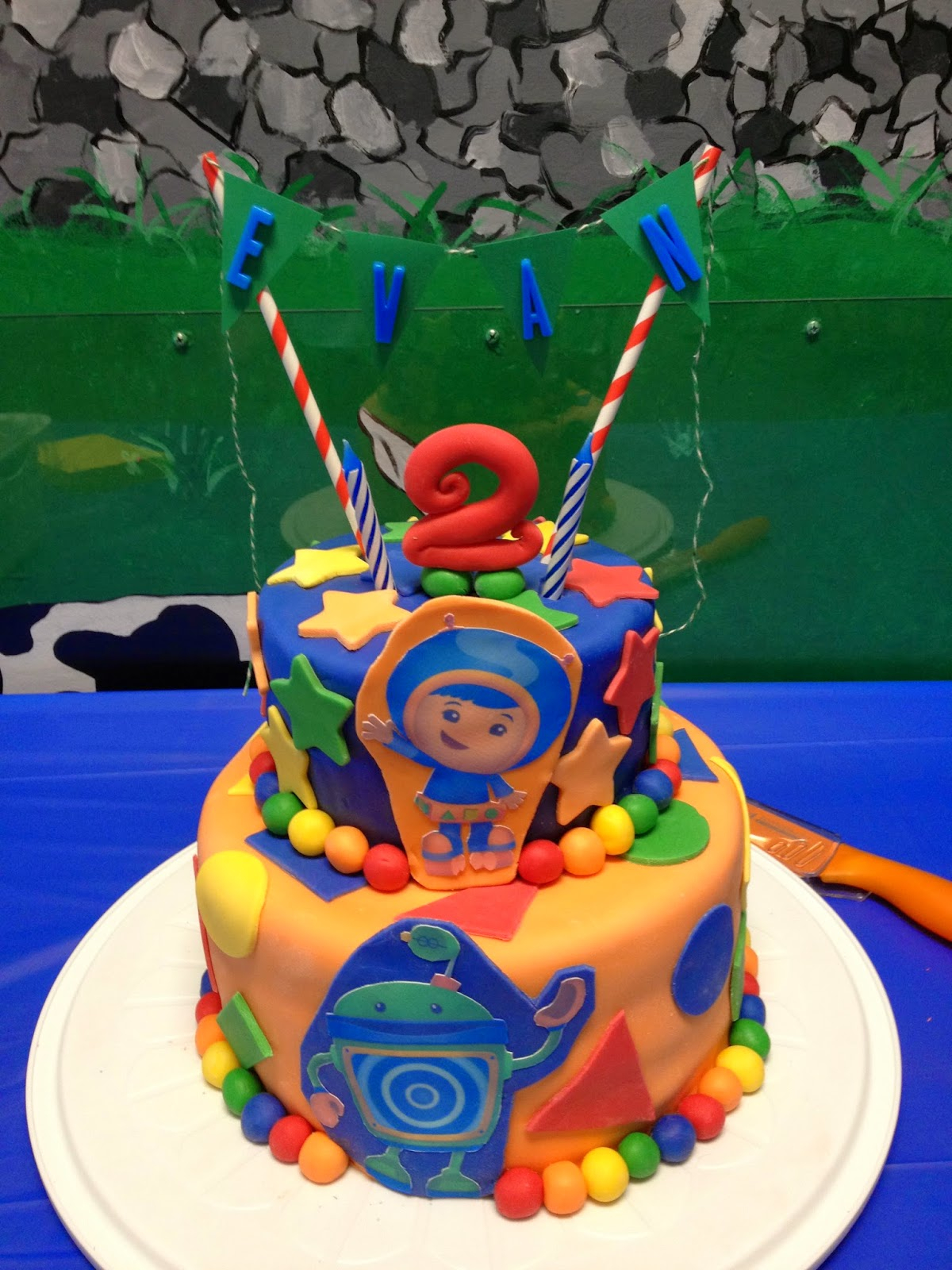 Team Umizoomi Birthday Cake Its Going To Be Legenwait For Itdary Team Umizoomi Birthday