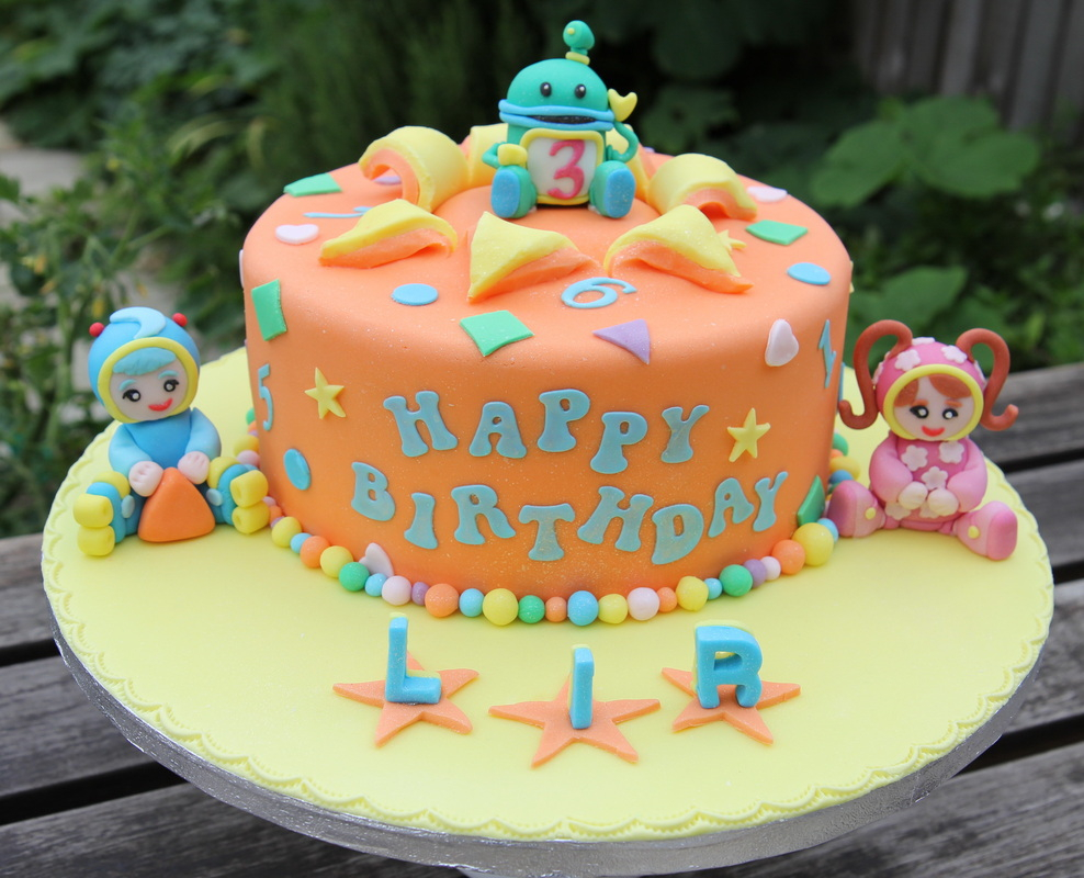 Team Umizoomi Birthday Cake Team Umizoomi Birthday Cake Personalised Cakes For Birthdays