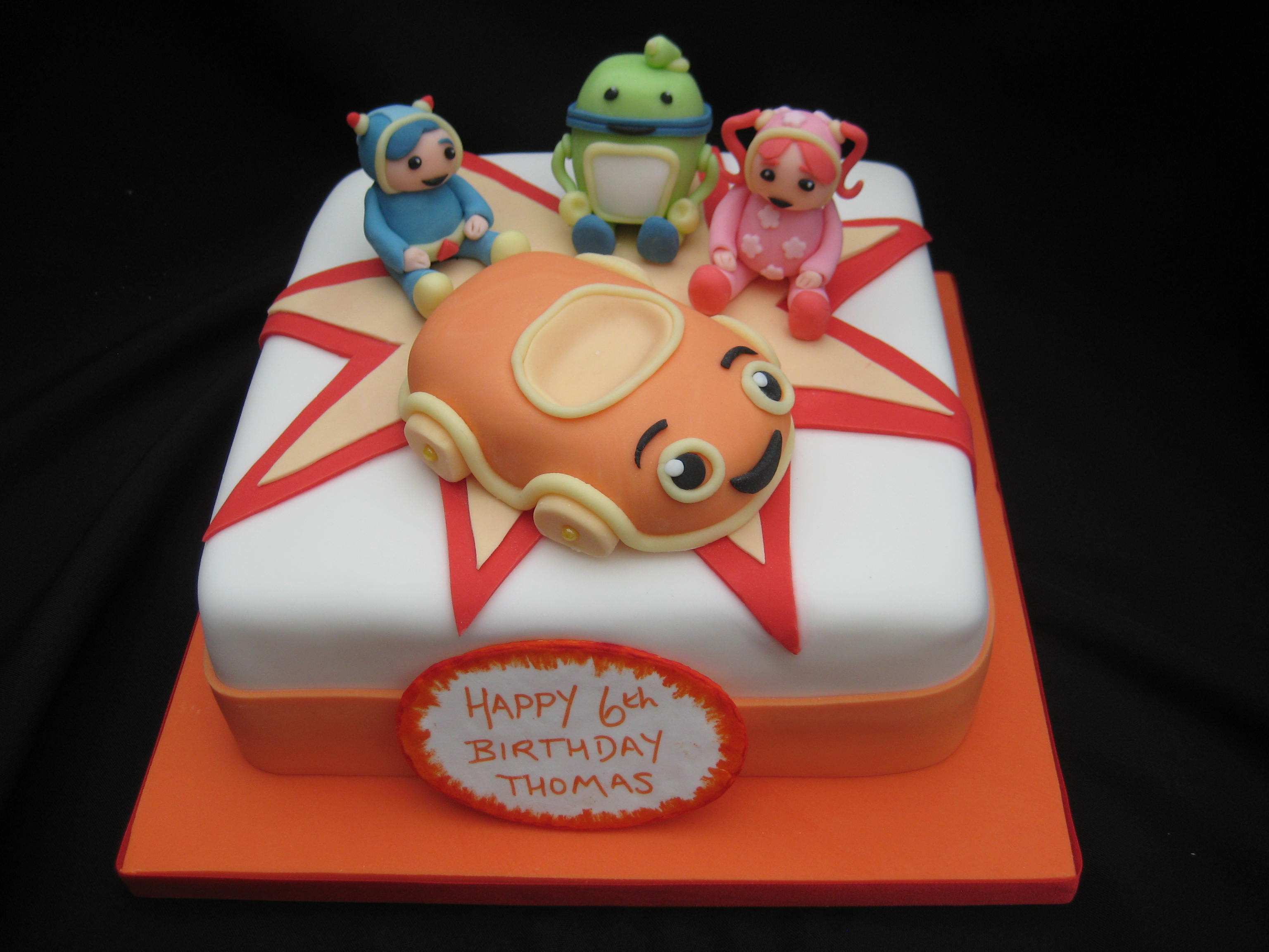 Team Umizoomi Birthday Cake Team Umizoomi Birthday Cake Wendy Cakes
