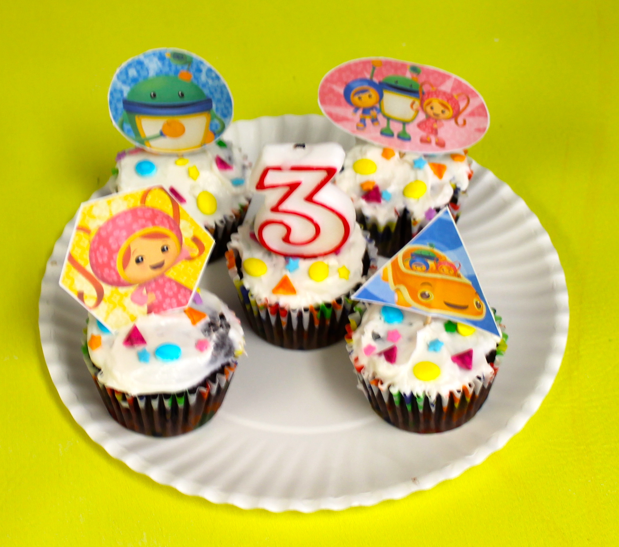 Team Umizoomi Birthday Cake Team Umizoomi Birthday Party