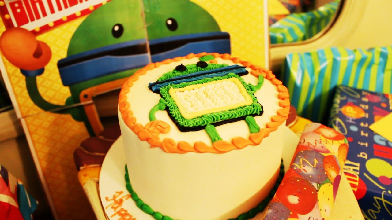 Team Umizoomi Birthday Cake Team Umizoomi Birthday Party Youtube
