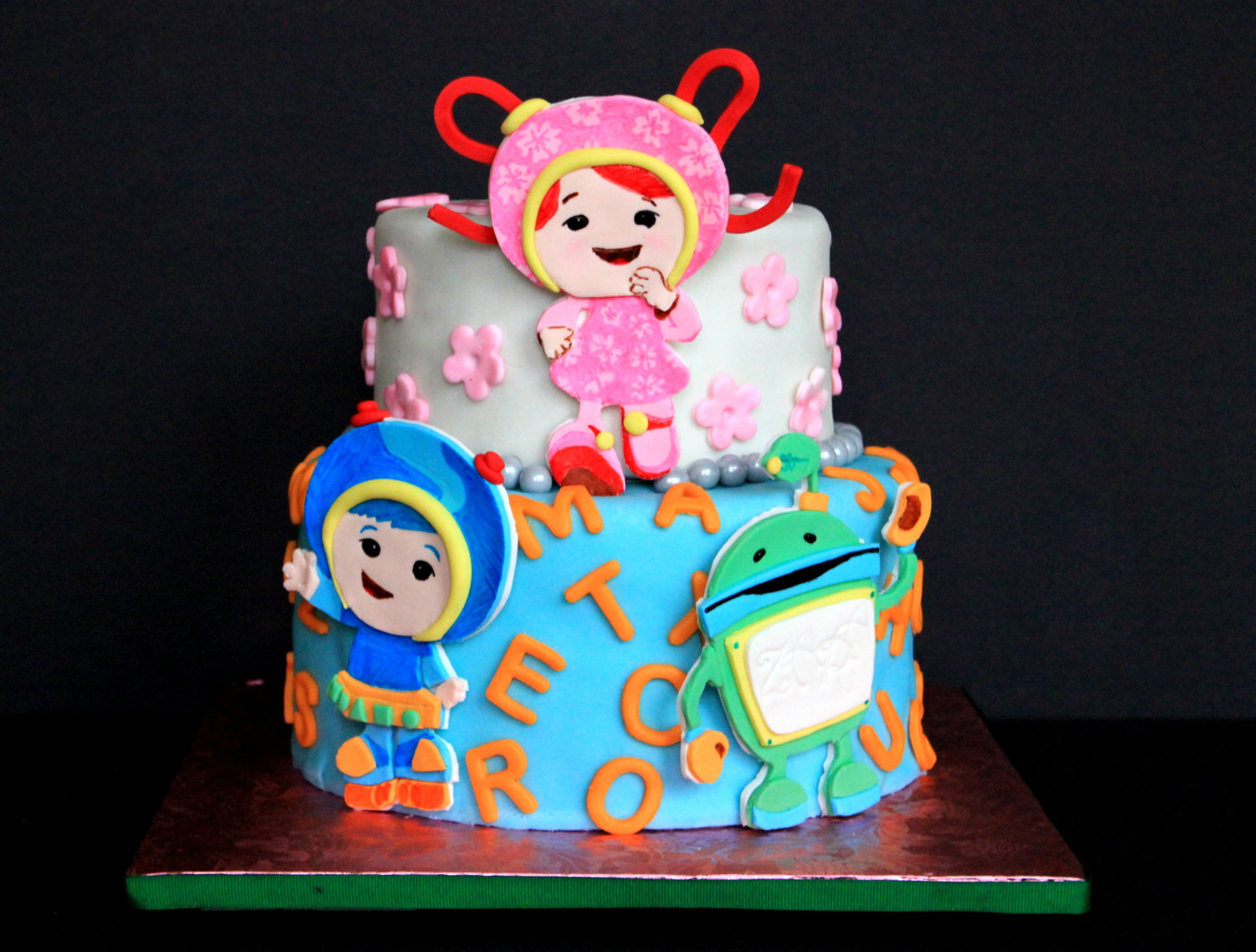 Team Umizoomi Birthday Cake Umizoomi Birthday Cakes