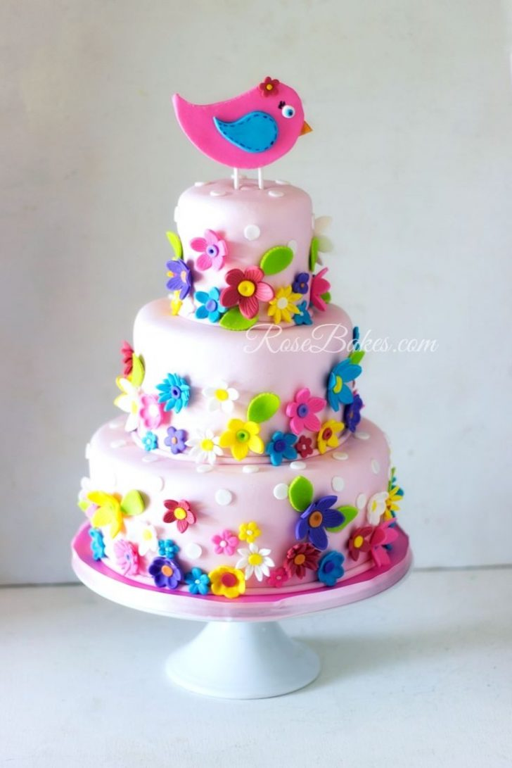 Toddler Girl Birthday Cakes 240 Best Cakes 1st Birthday Images On Pinterest 1st Birthday With