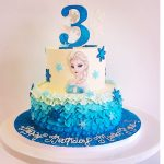 Toddler Girl Birthday Cakes Birthday Cakes For Kids Fluffy Thoughts Cakes Mclean Va And