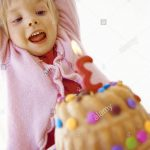 Toddler Girl Birthday Cakes Girls Birthday Cakes Candle Portrait Series Child Toddler 3