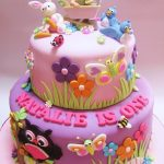 Toddler Girl Birthday Cakes Pin Mary Parks On Cakes In 2019 Cake Birthday Cake Birthday