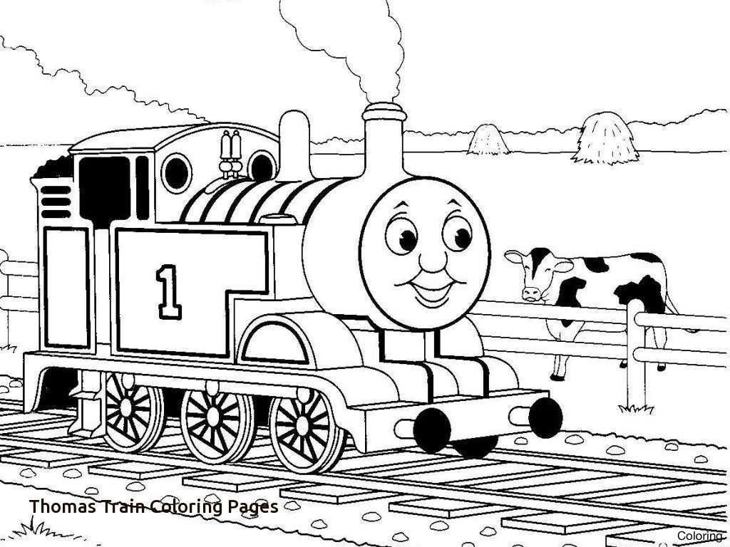 Train Coloring Page Printable Thomas The Train Coloring Pages Home With Sheets 25f For