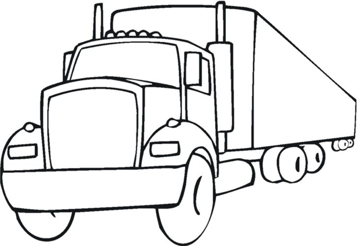 Truck Coloring Pages Fire Trucks Coloring Pages 9507 Bestofcoloring