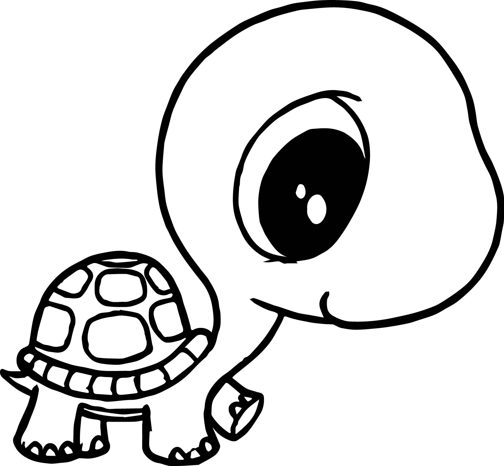 21+ Best Photo of Turtle Coloring Pages