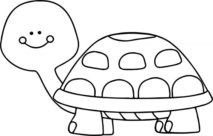 Turtle Coloring Pages Very Funny Tortoise Turtle Coloring Page Wecoloringpage