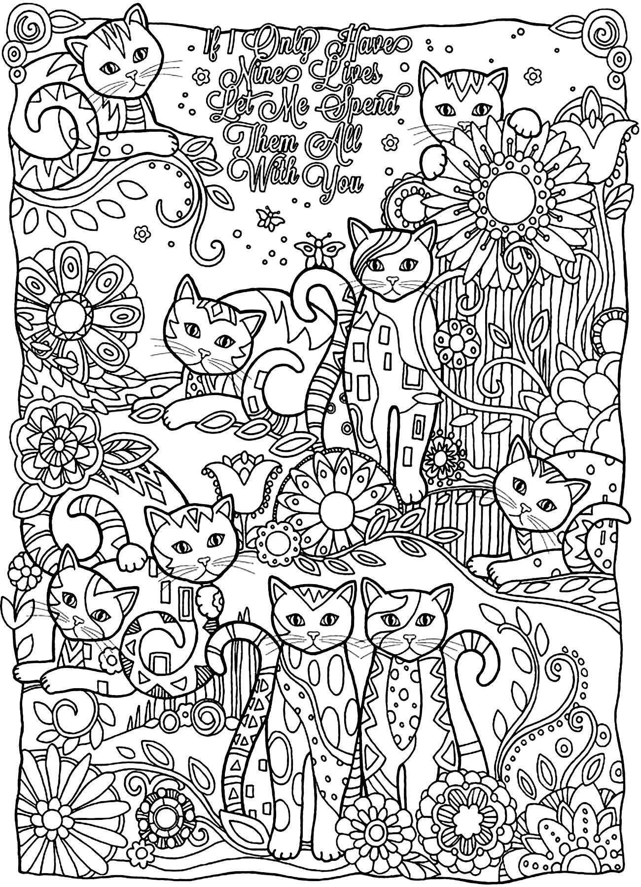 Unicorn Coloring Pages For Adults Free Printable Unicorn Coloring Pages For Adults To Print Cool Od