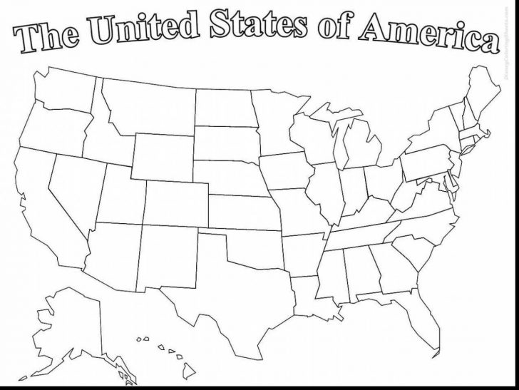 Usa Coloring Pages Us Map Coloring Page Wonderful United States Of America With Usa New