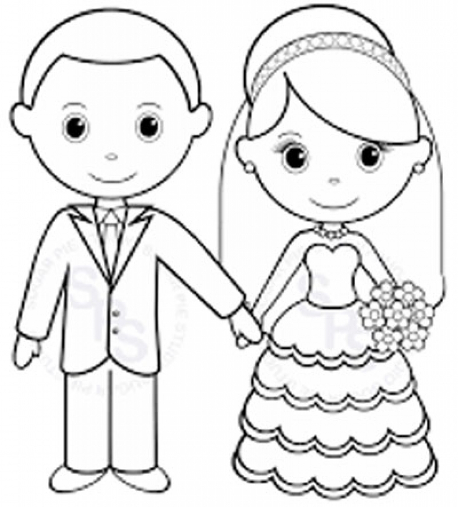 Wedding Coloring Pages Coloring Pages Coloring Pages Free For Kids Wedding At And Games