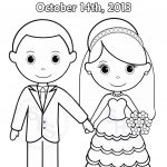 Wedding Coloring Pages Coloring Pages Now Coloring Pages For Weddings Free Printable Fast
