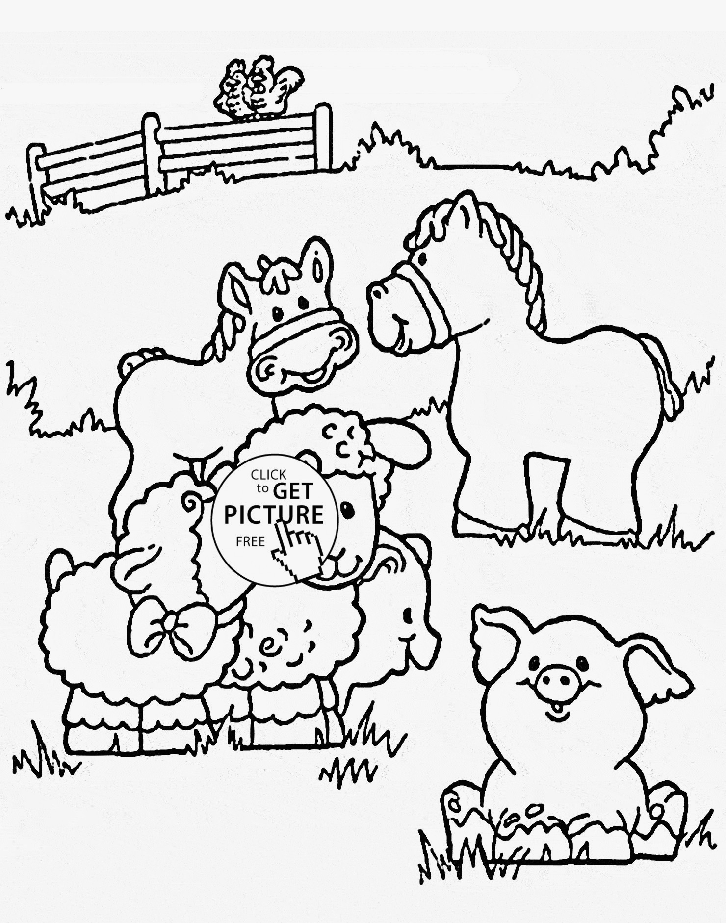 Zoo Animals Coloring Pages Coloring Pages For Zoo Animals For Preschool To Print 20 Stunning