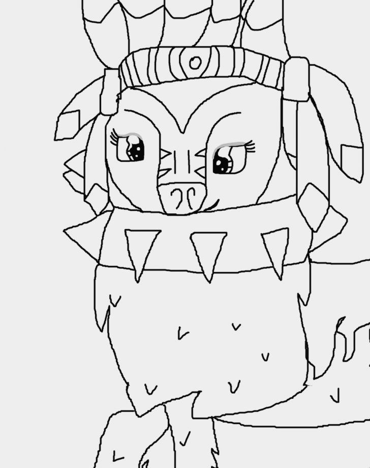 animal jam animals coloring pages snow leopard | 21+ Wonderful Picture of Animal Jam Coloring Pages ...