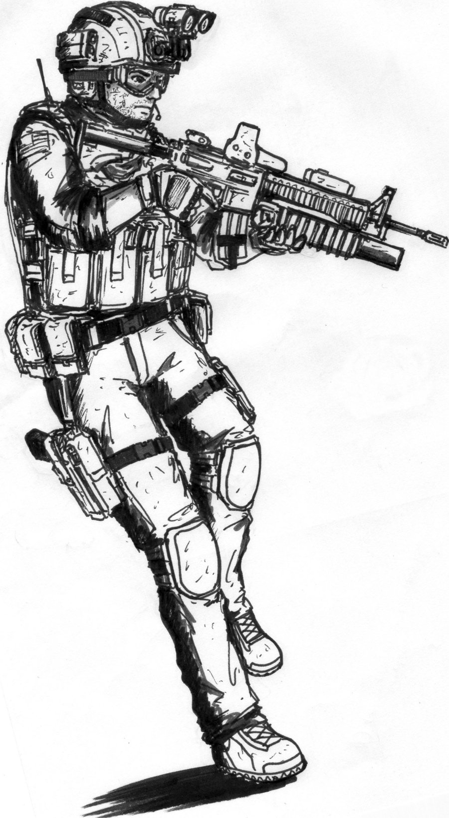 Call Of Duty Coloring Pages Call Of Duty Coloring Pages ...
