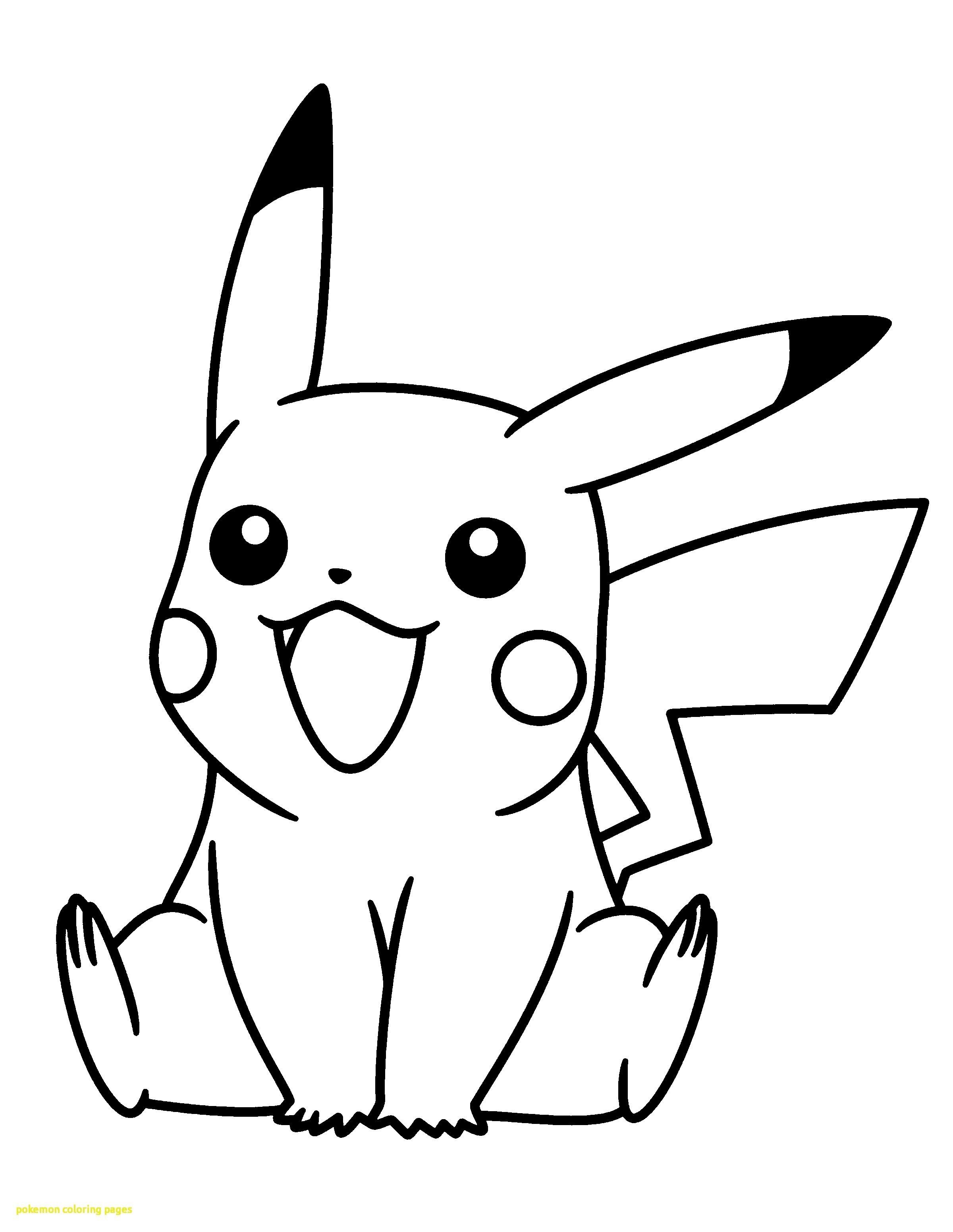 Free Printable Pokemon Coloring