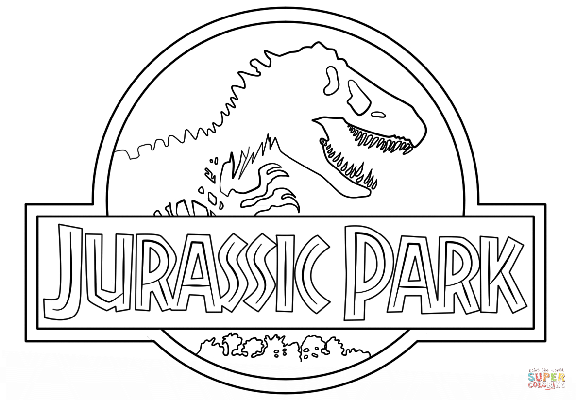 25+ Elegant Picture of Jurassic World Coloring Pages ...