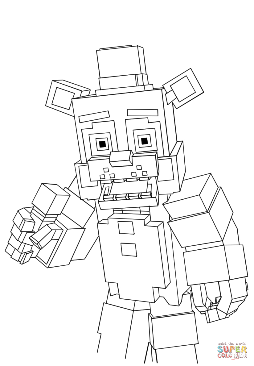 27+ Inspired Image of Mine Craft Coloring Pages