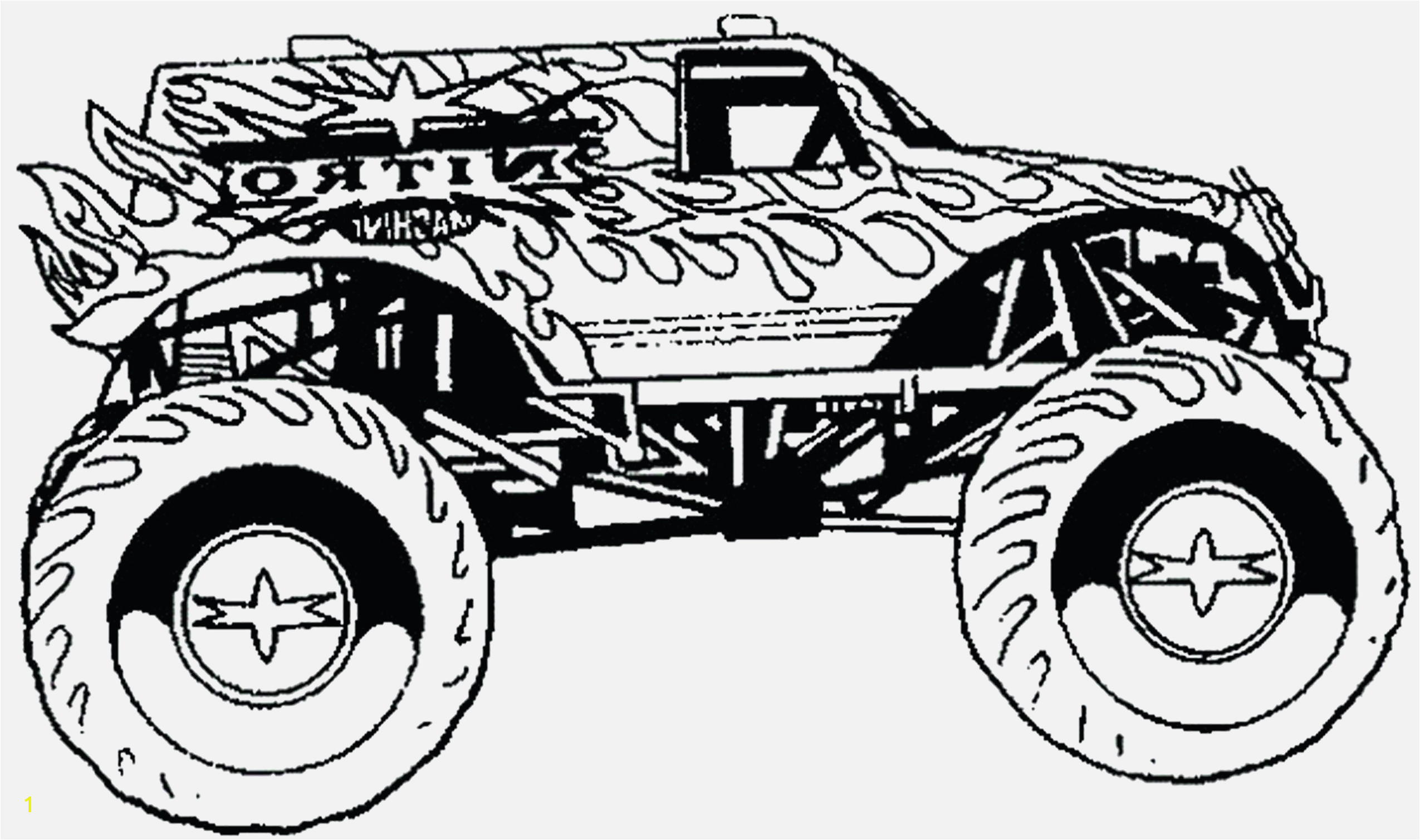 pickup truck coloring pages chevy - photo#18