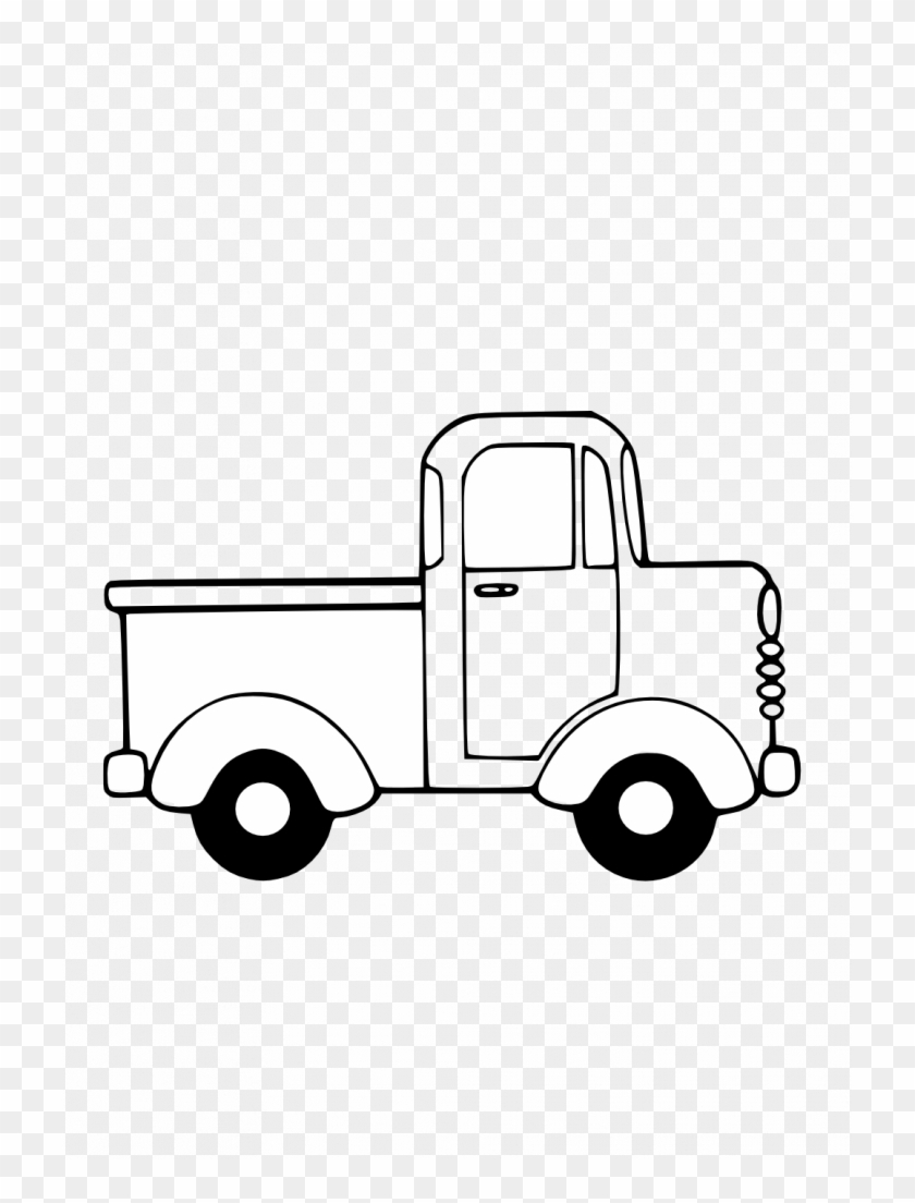 Truck Coloring Pages Coloring Pages